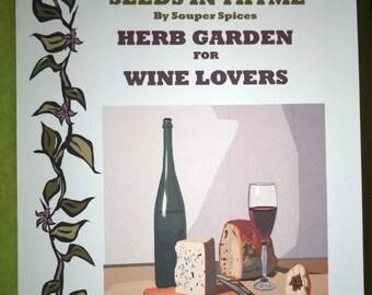 Herb Garden Seed Kit, Herb Seeds, Herb Kit, Herb Garden, Grow Herbs, Fresh Herbs, Indoor Garden, Indoor Seed Kit
