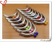 14 color 8cm  Nickel sewing purse frame 10% off Z114