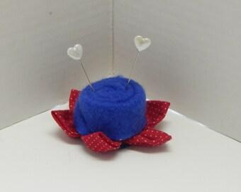 Blossom Pin Cushion - SMALL