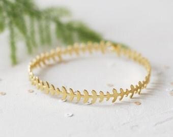 Geo Bracelet, Botanic Jewelry, Botanical, Botanic Bracelets, Leaves Jewelry, Leaf Jewelry, Leaf Bracelet, Woddland, Bracelets