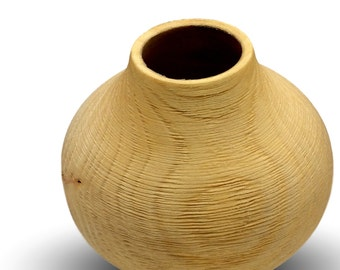 Sycamore Gourd - Wooden Vessel