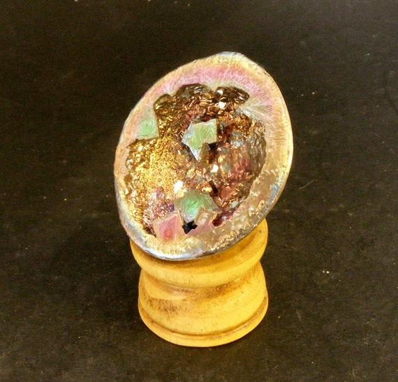 how to make bismuth crystal egg