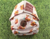 Diaper for Dogs, Diapers for Small Dogs, Cloth Diaper for Dogs, Flannel Diapers for Dogs, Eco-friendly, Reusable, Washable, Goldfish