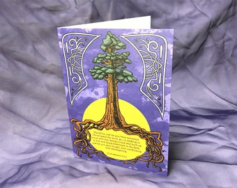 Rooted Inspirational Greeting Card