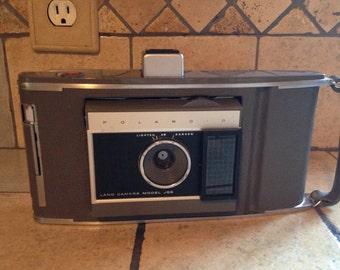 Land Camera Model J66 by Polaroid