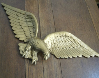 Vintage Cast American Bald Eagle 22.5 Inches