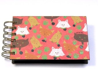 Internet Password Book - Cats
