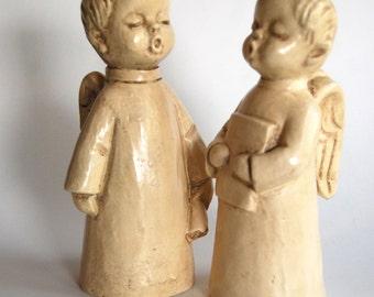Vintage Choir Angels