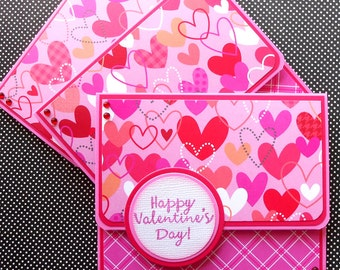 Valentine's Day Gift Card Holder - Sweethearts