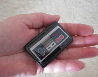 Vintage Original  Nintendo controller Inspired  Windproof Refillable Lighter