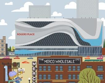 Edmonton - Oilers Rogers Place