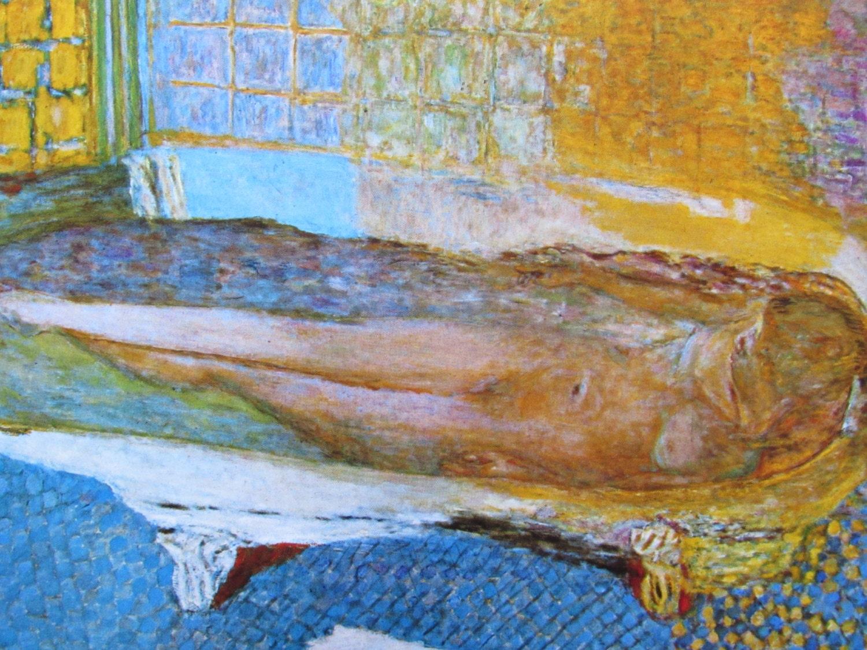 Pierre bonnard nudo nella vasca da bagno 1937 maturo - Foto nella vasca da bagno ...