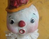 Snowman Valentine