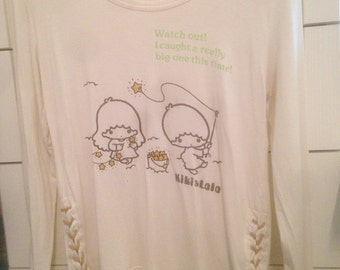 T shirt little twin stars vintage collection