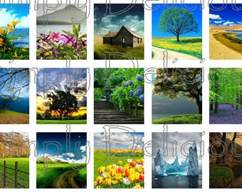 Mother Nature, Scrabble Tiles - 60 Pictures