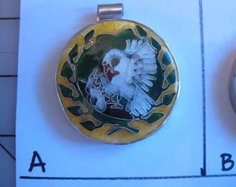 Custom Order Pel-Laurel Medallion
