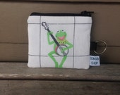 Kermit the Frog Mini Wallet with ID Holder