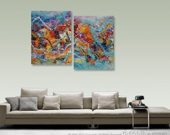 XXL, Abstract Painting,  Original Painting, Abstract Painting, Abstract Wall Art, Home Decor, Large Painting,  Fine Art, Art By Catalin,