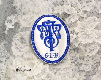 Wedding Gown Label, Wedding Gown Patch, Wedding dress label, Style 1008