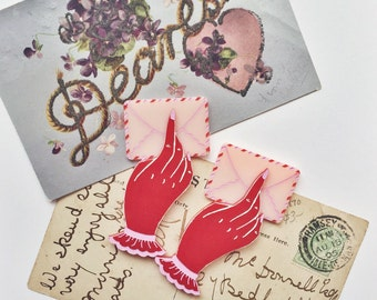 SPECIAL EDITION Love Letter Brooch