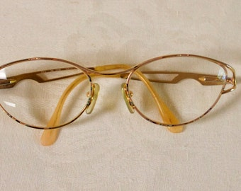 Vintage Givenchy eyeglasses sunglasses prescription metal frame