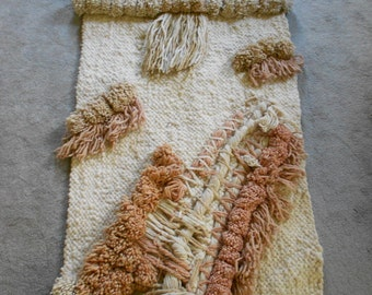 Wool Woven Wall Hanging / Wall Decor / Wall Art  Sale