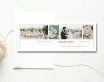 Facebook Cover Template for Photographers - Photo Marketing Templates - Facebook Timeline Design - m0240