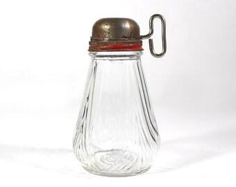 Vintage Nut Meat Chopper / Grinder Jar