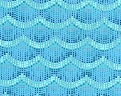 Michael Miller - Into the Deep Collection - Mermaid Scales in Aqua