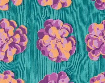 SALE - Joel Dewberry - Cali Mod Collection - Succulents in Lavender