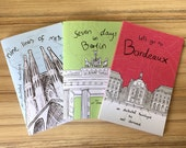 Complete Travelogue Comic Bundle! by Neil Slorance