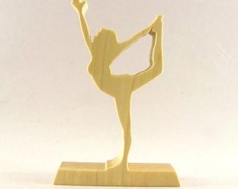 Lord of the Dance Yoga Pose Figurine - Natarajasana