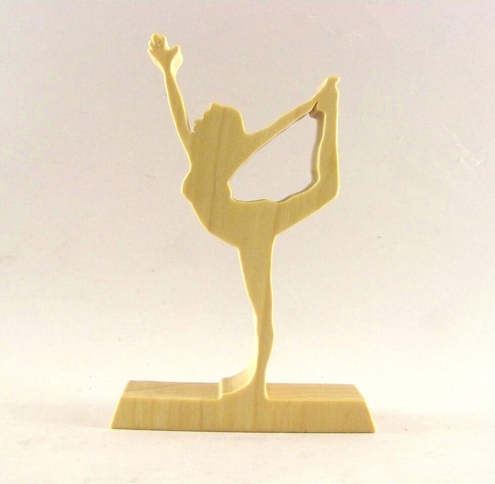 Lord Of The Dance Yoga Pose Figurine Natarajasana