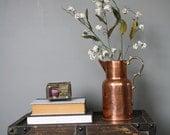Copper Vase / Pitcher