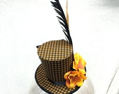 SteamPunk,Victorian, Lolita Mini TOP HAt