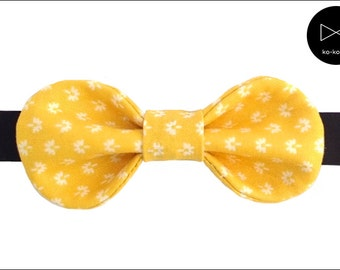 Bow Tie for Girls (yellow)