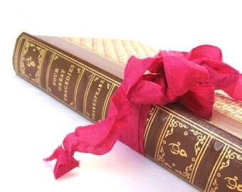 Four Great Tragedies by William Shakespeare ANTIQUE Book ROMEO and Juliet, Julius Caesar, Hamlet, and Macbeth