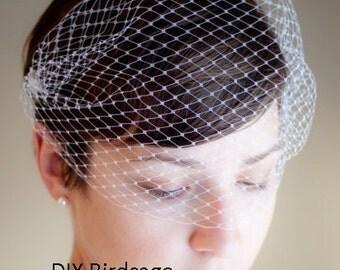 DIY Birdcage Veil Kit