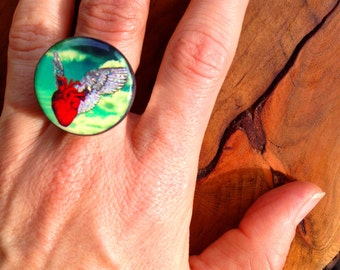 WEAR YOUR ART Ring