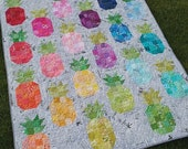 Pineapple Punch Quilt Pattern PDF