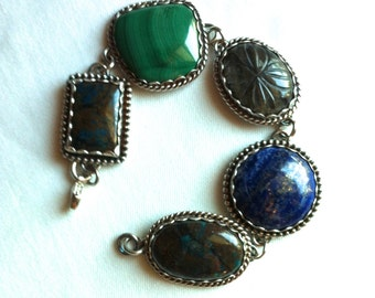 5 Stone Bracelet