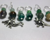 Sudden but Inevitable Betrayal Stitch Markers