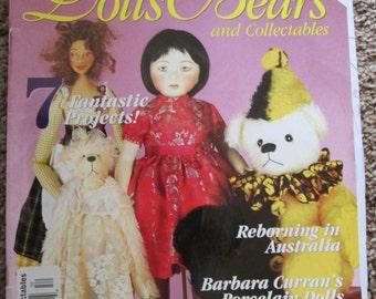 Australian Dolls and Bears Magazine, October 2006