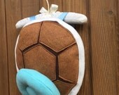 Bigger Kid's sized Squirtle shell