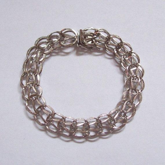 sterling silver charm bracelet starter