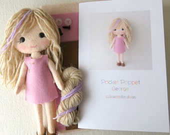 Pocket Poppet Kit - Georgie