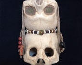 Double Stacked Skull