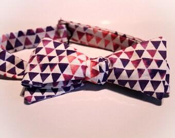 Men's Freestyle Bow Tie