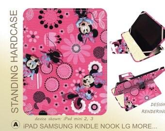 MINNIE MOUSE ipad case ipad mini cover ipad stand mini cute ipad air stand cute iPad Mini Cover iPad Mini Case iPad Air