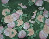 Kimono Inspired Fabric, Hoffman Fabric, Floral Pattern, Three Yards